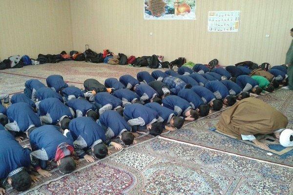 طرح نماز کلید بهشت در ۱۳ شهرستان و منطقه استان اجرایی می شود