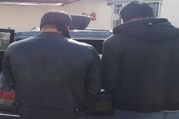سارق حرفه ای با ۳۳ فقره سرقت در بجنورد دستگیر شد