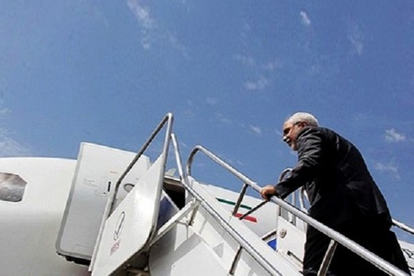 FM Zarif departs for Doha to attend ACD meeting