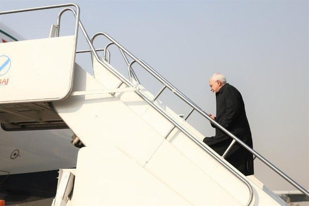 Zarif wraps up Asia tour