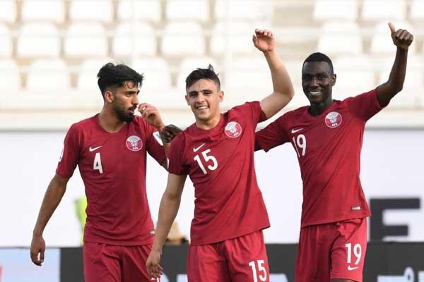 حریف ژاپن در فینال مشخص شد/ قطر میزبان را به چهار میخ کشید!
