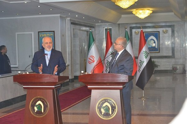No one allowed to interfere in Iran-Iraq solid relations: Zarif