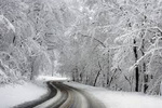 بارش برف در چهار شهر ایلام/ ورود گرد و غبار به استان