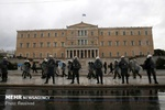 Greeks' anger flaring up
