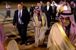 السعودية تسعى لإيجاد تحالف دولي ضد إيران