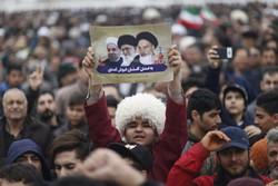 Ruhani'ye Gülistan halkı tarafından sıcak karşılama