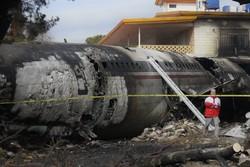 تازهترین اطلاعات از سقوط هواپیمای بوئینگ/مهندس پرواز زنده است