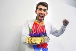 شاهین ایزدیار: اگر به پارالمپیک اعزام میشدم قطعا روی سکو میرفتم