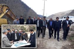 وزیر جهاد کشاورزی از اقدامات آبخیزداری گالیکش بازدید کرد