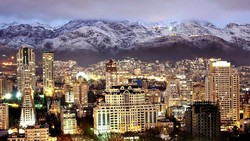 5-star hotel being built in Tehran