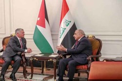 رایزنی عادل عبدالمهدی با عبدالله دوم در بغداد