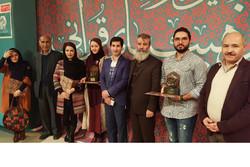 ۳ هنرمند قزوینی در جشنواره دوسالانه تذهیب های قرآنی درخشیدند