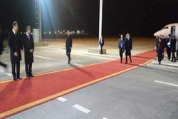 وزیر خارجه فرانسه وارد اربیل شد