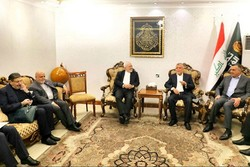 Iranian FM holds talks with members of ‎Construction bloc in Iraqi parliament