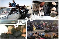قاچاق انسان معضل مرزهای شرقی کشور/ مسئولان چارهاندیشی کنند