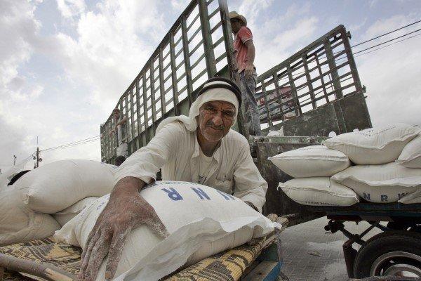 قطعِ کمکهای «برنامه جهانی غذا» به مردم فلسطین
