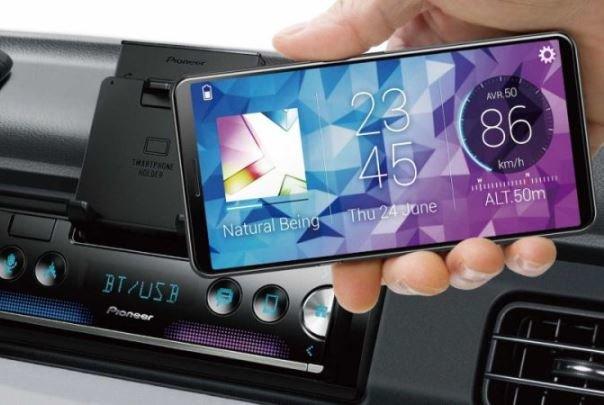 موبایل ها به سیستم اطلاع رسانی خودرو تبدیل می شوند
