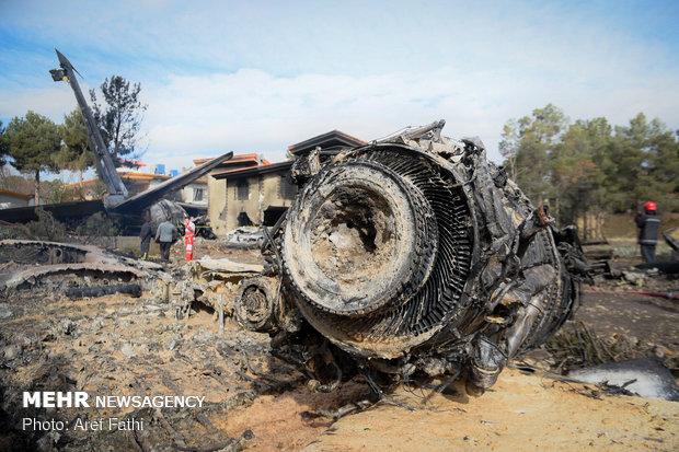 İran'daki uçak kazasıyla ilgili son detaylar açıklandı