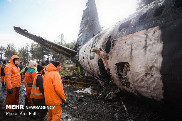 دیگر سوانح مشابه سقوط هواپیمای باری در فرودگاه فتح رخ نخواهد داد