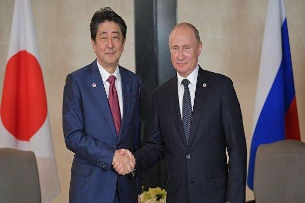شینزو آبه ۲۲ ژانویه به روسیه می رود