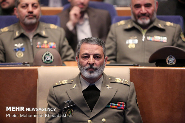 Armed Forces always ready to face enemies: Mousavi