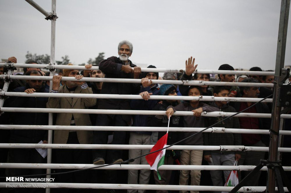 Rouhani's provincial visit to Golestan province