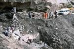 پاکستان میں لینڈ سلائیڈنگ کےباعث 9 افراد ہلاک