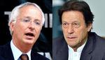 پاکستانی وزیراعظم سے سابق امریکی سفیر کیمرون منٹر کی ملاقات