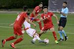 تیم فوتبال امید ایران برابر تاجیکستان شکست خورد