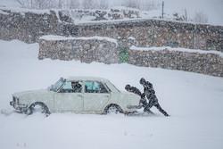 سامانه بارشی جدید و سرمای شدید استان زنجان را فرا می گیرد