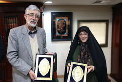 امضای تفاهمنامه همکاری میان فرهنگستان زبان و کتابخانه ملی