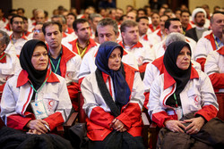 ۵۰ هزار امدادگر جمعیت هلال احمر ساماندهی می شوند