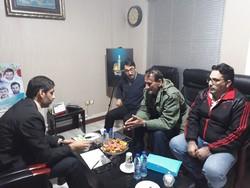 فرمانده قرارگاه خاتمالانبیاء(ص) هر هفته با مردم دیدار می کند