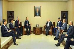 المعلم يؤكد استعداد سوريا للتعاون من أجل حل الأزمة