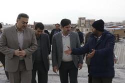 بازدید شهردار کرمان از پروژه های شهری