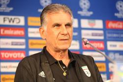 كيروش: كأس آسيا قد بدأت الآن بالنسبة للمنتخبالإيراني