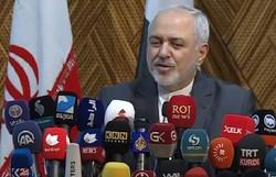 ظريف: استقالتي كانت بهدف صيانة مكانة وزارة الخارجية