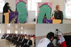 بیمارستان صحرایی در شهرستان عسلویه برپا شد