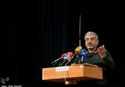IRGC chief: Iran in economic war with enemy