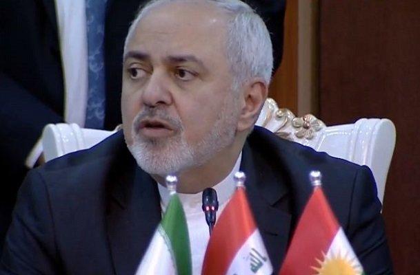Zarif: Tahran-Bağdat ilişkilerinin geleceği çok parlak