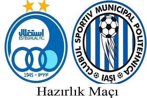 İran'ın İstiklal takımı Antalya'da hazırlık maçı yapacak