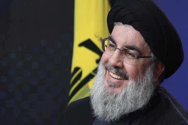 """السيد نصرالله: علينا أن نتوقع أن تضع دول أخرى """"حزب الله"""" على لائحة الإرهاب"""