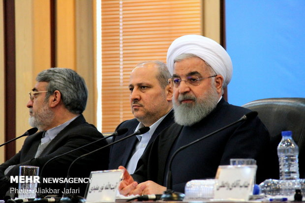 Meeting of Administrative Council of Golestan Province