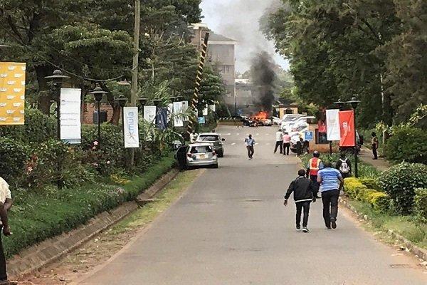 الشباب مسئولیت انفجارهای نایروبی را برعهده گرفت/ ۳ کشته و ۱۴ زخمی