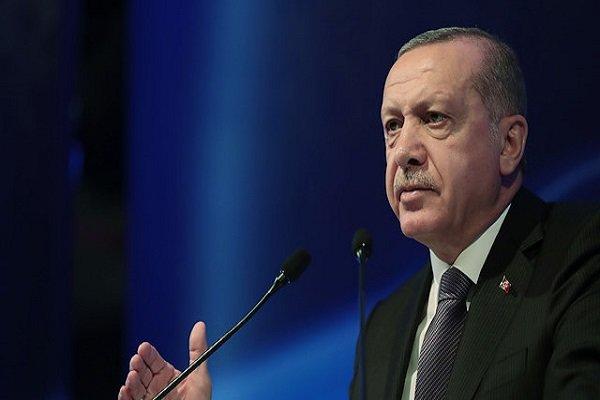 """Erdoğan'dan """"Münbiç"""" Açıklaması"""