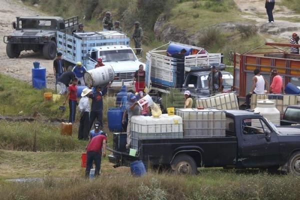 مقتل 11 شخصا بحادث مرور في المكسيك