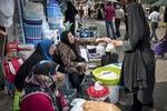 Emleş Salı Pazarı'ndan fotoğraflar