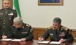 Iran, Azerbaijan ink military cooperation protocol