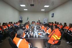 جلسه اضطراری شورای راهداری استان قزوین تشکیل شد