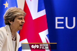 شکست تاریخی نخستوزیر انگلیس برای خروج از اتحادیه اروپا